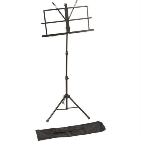 Picture of Maxam Height-adjustable Music Stand- Adj Music Stand