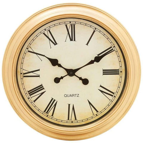 "Picture of Brookwood 16"" Round Wall Clock"