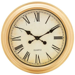 "Brookwood 16"" Round Wall Clock"