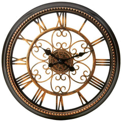 "Brookwood 20-1/2"" Round Wall Clock"