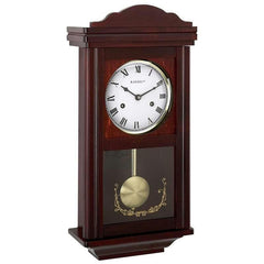 Kassel 15-day Wood Wall Clock