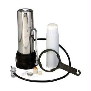 Picture of Countertop Stainless Steel Water Filter