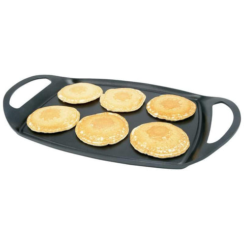 Picture of Chefs Secret Die-cast Aluminum Double Griddle- Cast Aluminum Double Gridd