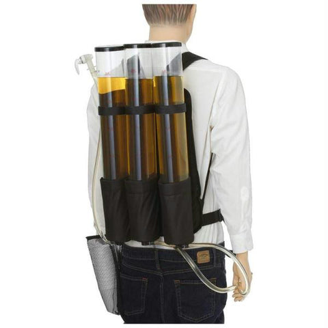 Picture of Wyndham House Triple Beverage Dispenser Backpack