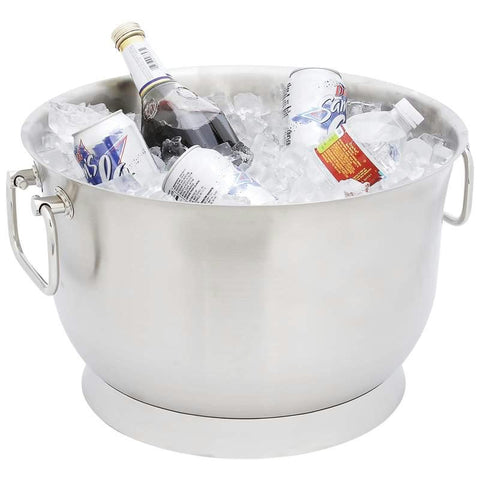 Picture of Wyndham House 24qt Stainless Steel Double Wall Party Tub