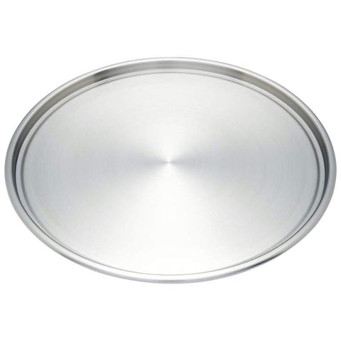 Picture of Maxam Stainless Steel Pizza Pan