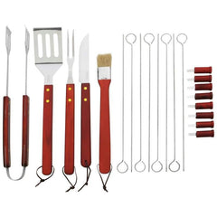 Chefmaster 22pc Barbeque Tool Set