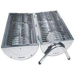Maxam Stainless Steel Barbeque Grill