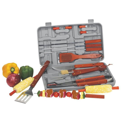 Picture of Chefmaster 19pc Barbeque Tool Set