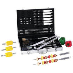 Chefmaster 31pc Stainless Steel Barbeque Tool Set