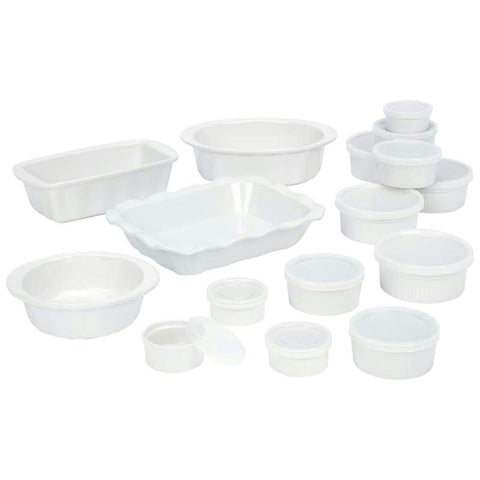 Picture of Wyndham House 28pc Stoneware Bakeware Set