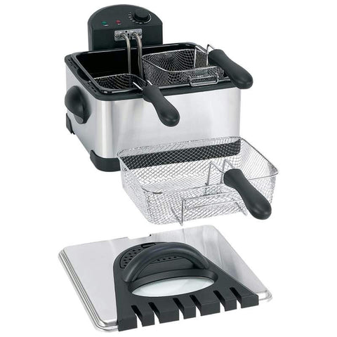Picture of Maxam 4qt Electric Deep Fryer