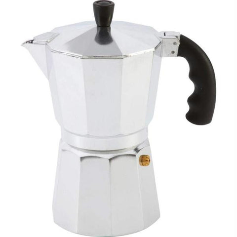 Picture of Chefs Secret Aluminum 6-cup Stovetop Espresso Maker