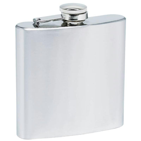 Picture of Maxam 6oz Stainless Steel Flask