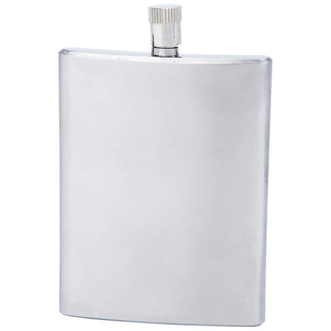 Picture of Maxam 2.5oz Personal-sized Stainless Steel Flask