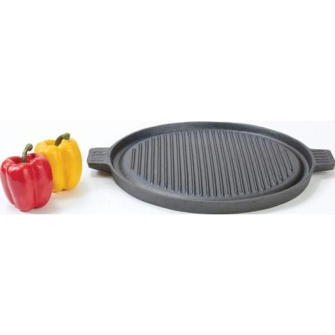 Picture of Country Morning Cast Iron Stovetop Round Griddle