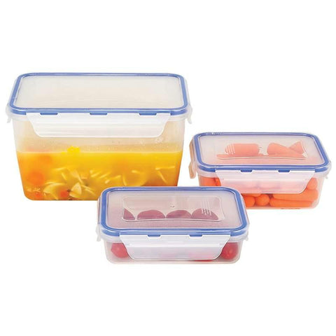 Picture of Lacuisine 6pc Locking Storage Container Set
