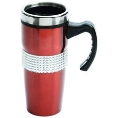 Maxam 16oz Stainless Steel Beverage Mug