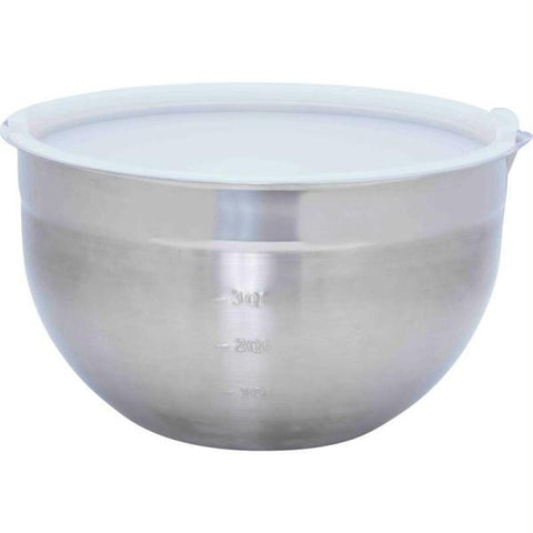 Picture of Chefs Secret 5qt Stainless Steel Mixing Bowl With Cover