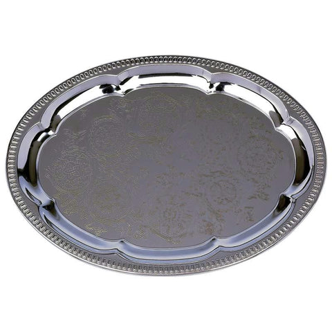 Picture of Sterlingcraft Oval Serving Tray