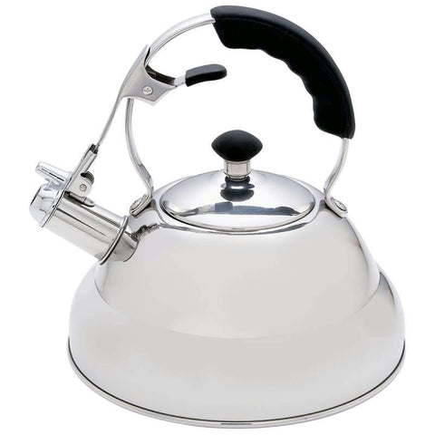 Picture of Chefs Secret 2.75qt T304 Stainless Steel Tea Kettle With Copper Capsule Bottom
