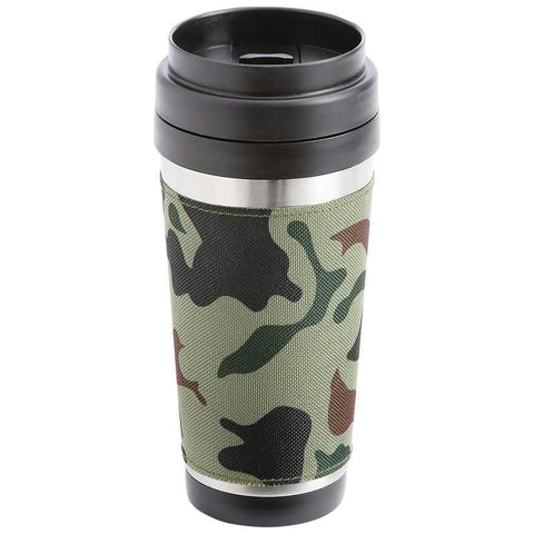 Picture of Maxam 16oz Stainless Steel Double Wall Travel Tumbler- Camo