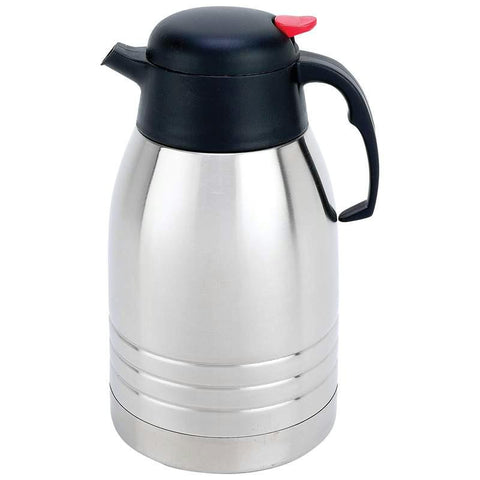 Picture of Maxam 2qt Stainless Steel Vacuum Coffee Pot