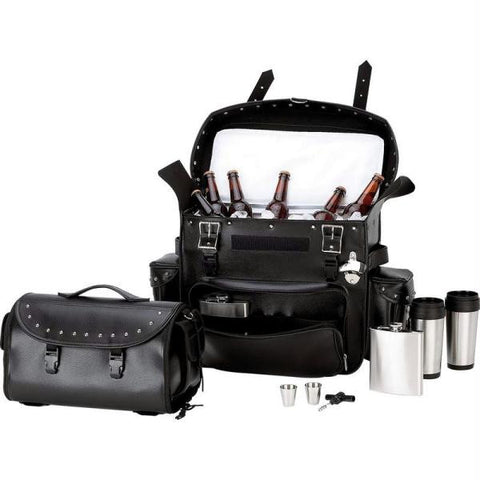 Picture of Biker Bar 2pc Motorcycle Cooler Set