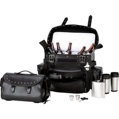 Biker Bar 2pc Motorcycle Cooler Set