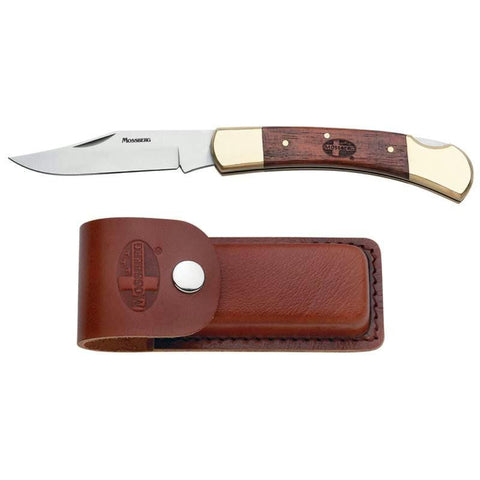 Picture of Mossberg Lockback Knife- 3/4' Lock Back Folding Knife