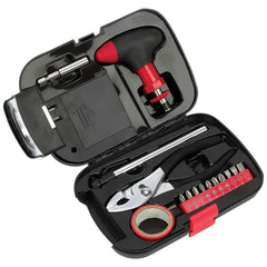 Maxam 16pc Emergency Tool Set