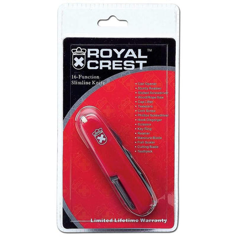 Picture of Royal Crest 16-function Slimline Knife
