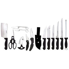 Maxam 15pc Outdoorsmans Set