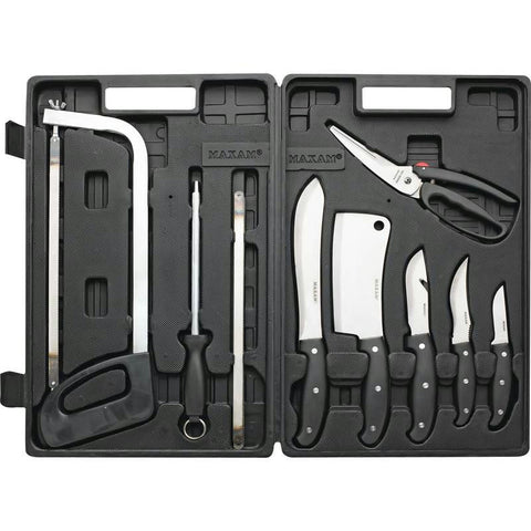 Picture of Maxam 13pc Game Processing Set