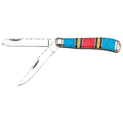 Picture of Maxam 2-blade Knife