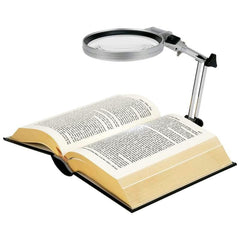 Magnacraft Magnifier With Led Illuminator