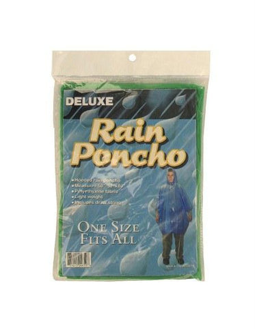 Picture of Hooded Rain Poncho