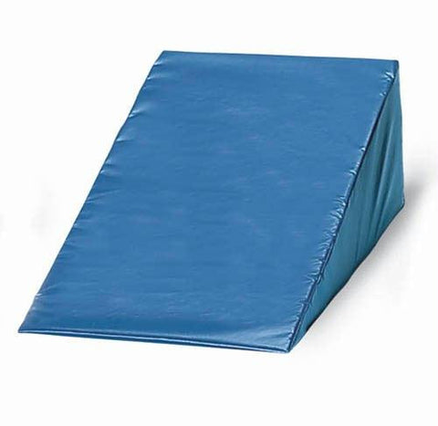Picture of Vinyl Covered Foam Wedge 8 h x 24 w x 28 l