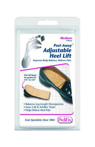 Picture of Adjust-A-Heel Lift  Small Womens size 4-7