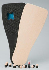 Peg-Assist Insole  Square-Toe Medium