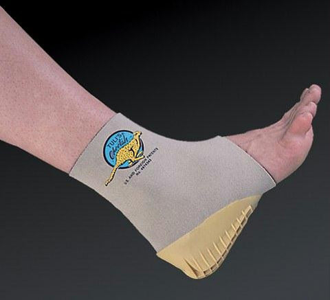 Picture of Tuli's Cheetah Ankle Support w/Heel Cup X-Small  (Each)