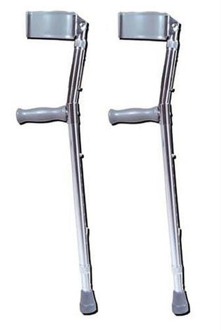 Picture of Forearm Crutch - Adj Forearm- Tall Adlt 29 -38  (pair)