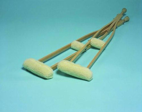 Picture of Crutch Fleece Covers Set
