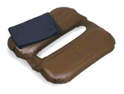 Picture of Plastic Twin Rest Seat Cushion 16  x 17   w/Cover