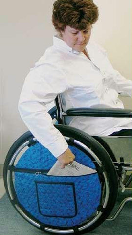 Picture of Wheel Pouch for Wheelchair