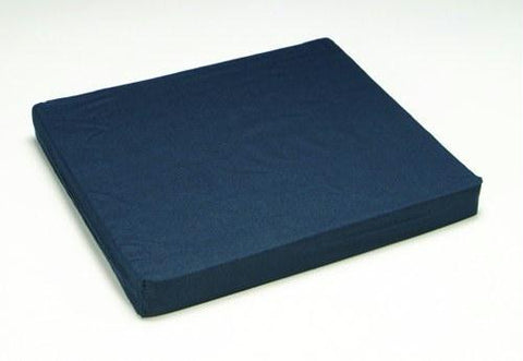 Picture of Foam Wheelchair Cushion Navy 18 W x 16 D  x 2