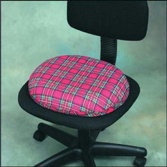 Invalid Ring Smooth Foam 18  Plaid With Cover