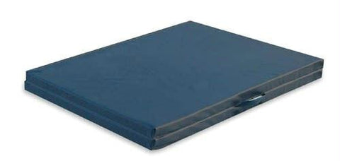 Picture of Exercise Mat W/Handles Center Folding 2'x6'x1-5/8