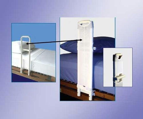 Picture of SafetySure Safeguard Cover for MTS Hosp. Style Bed Rails+