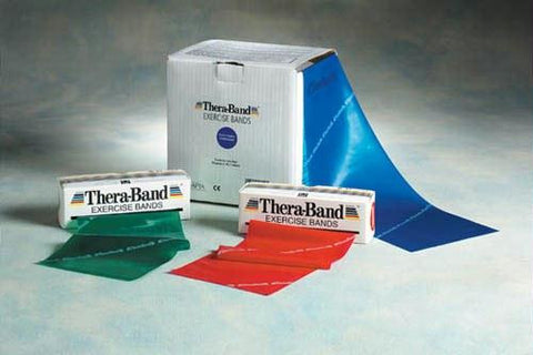 Picture of Heavy Theraband Set Blue  Black (Mfgr #20413)